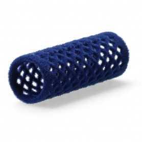 Velourspole blå 21mm, 12st