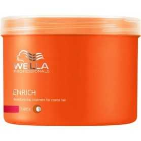 Wella Professionals Enrich Moisturizing Treatment Thick hair 500ml