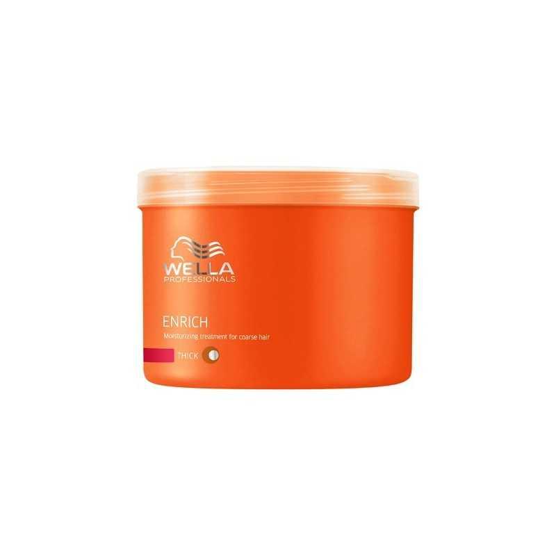 Wella Professionals Enrich Moisturizing Treatment Thick hair 500ml