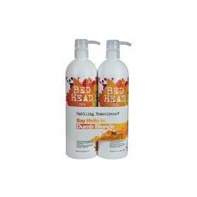 TIGI Tweens Dumb Blonde. 2x750ml