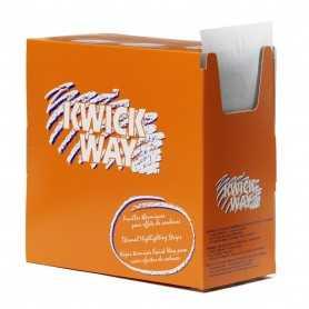 Kwick Way vaxpapper på rulle silver