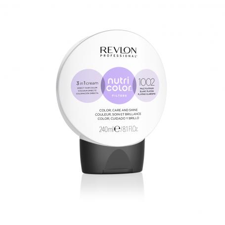 Revlon Nutri Color Filters 1002 White Platinum 240ml